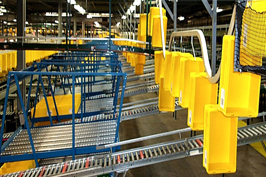 2 Advantages of a Overhead Trolley System