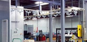 conveyor control system