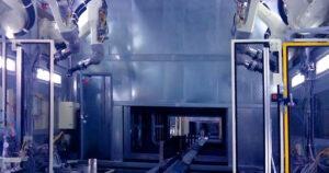 robotic conveyor integration