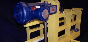 conveyor rotation